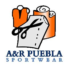 logotipo A&R Puebla Sportwear