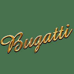 logotipo Convenciones y Eventos Bugatti