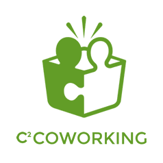 logotipo c2coworking