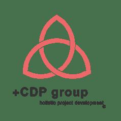 logotipo CDP Group