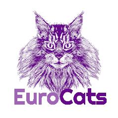 logotipo Eurocats