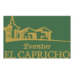 logotipo Eventos El Capricho