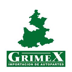 logotipo Grimex Puebla