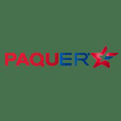 logotipo Paquer
