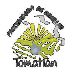 logotipo Procesadora de semillas de Tomatlan