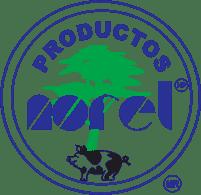 logotipo Productos Norel NP