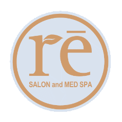 logotipo Re Salon and Medspa