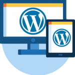 Esquema de desarrollo en WordPress.